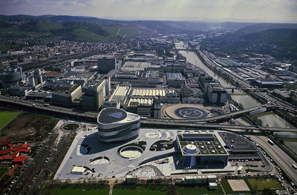 Mercedes-Benz Welt, Architektur-Wettbewerb 2048 Luft UT 1024x671