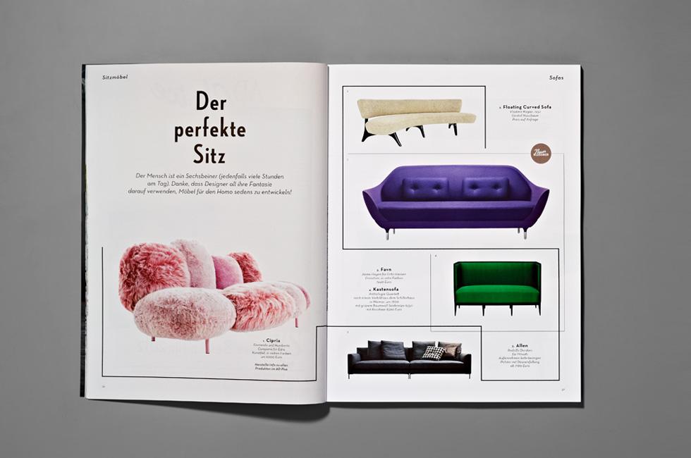 AD Choice: Die besten Möbel & Trends 2012 AD Choice 3