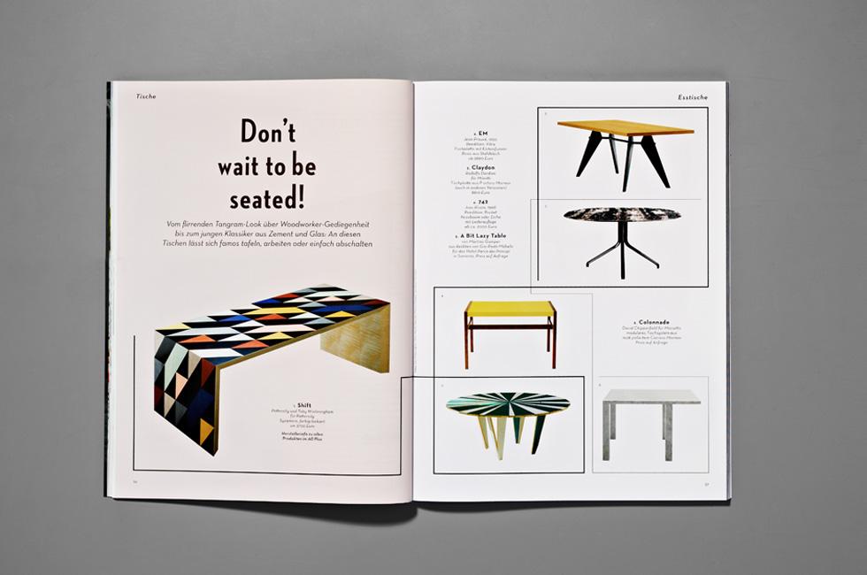 AD Choice: Die besten Möbel & Trends 2012 AD Choice 6