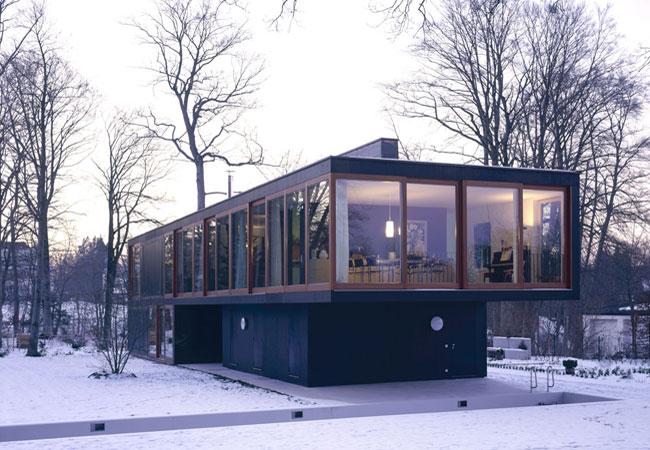 Wohntrends: Villa B., Starnberger See, Bayern  FINK JOCHER Villa B 1