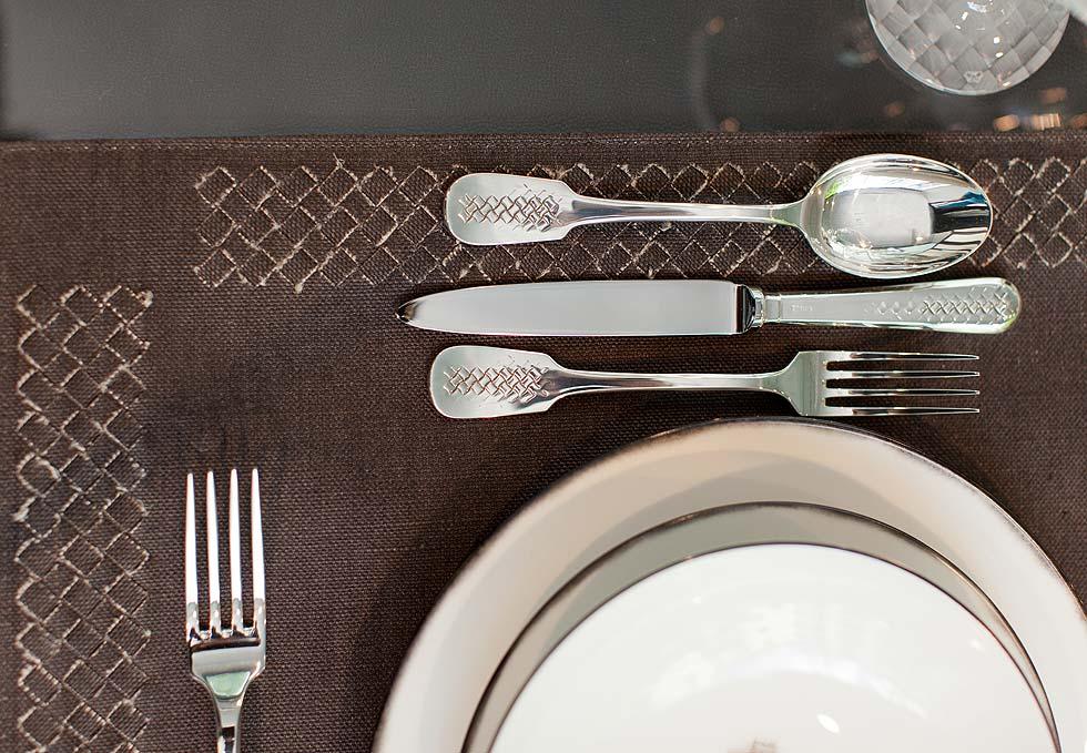 Trendmarke: Bottega Veneta bittet zu Tisch OW Bottega gr 1