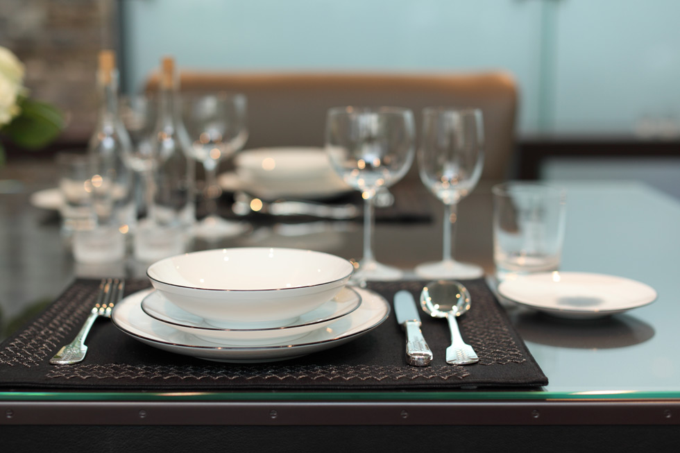 Trendmarke: Bottega Veneta bittet zu Tisch OW Bottega gr 2