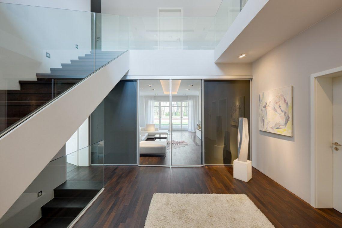 wohntrends modernen villa potsdam wohn designtrend. Black Bedroom Furniture Sets. Home Design Ideas