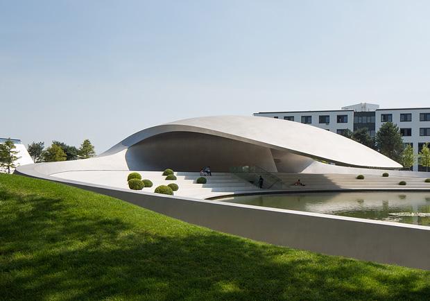 Trend&Lifestyle: Porsche Pavillon, Autostadt Wolfsburg Porsche Pavillon Autostadt Wolfsburg 03