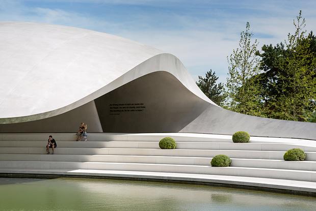 Trend&Lifestyle: Porsche Pavillon, Autostadt Wolfsburg Porsche Pavillon Autostadt Wolfsburg 05
