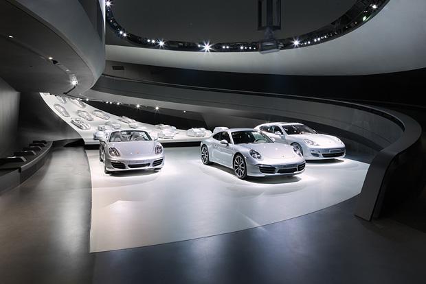 Trend&Lifestyle: Porsche Pavillon, Autostadt Wolfsburg Porsche Pavillon Autostadt Wolfsburg 7
