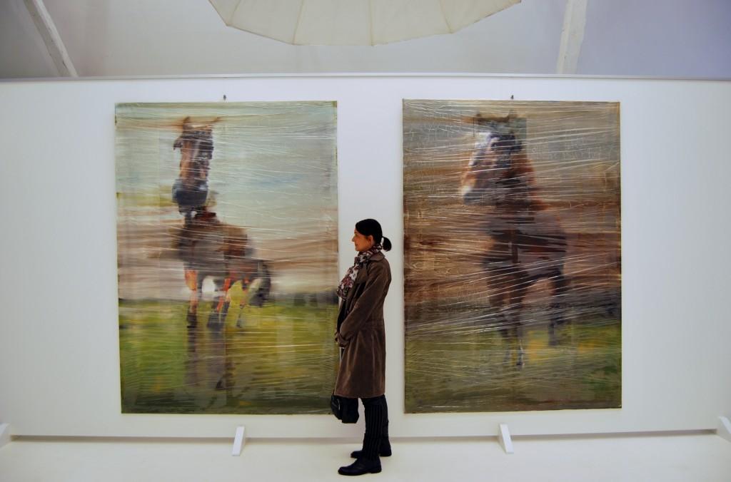Reiner Heidorn, Ein aktiver Künstler Reiner Heidorn malerei