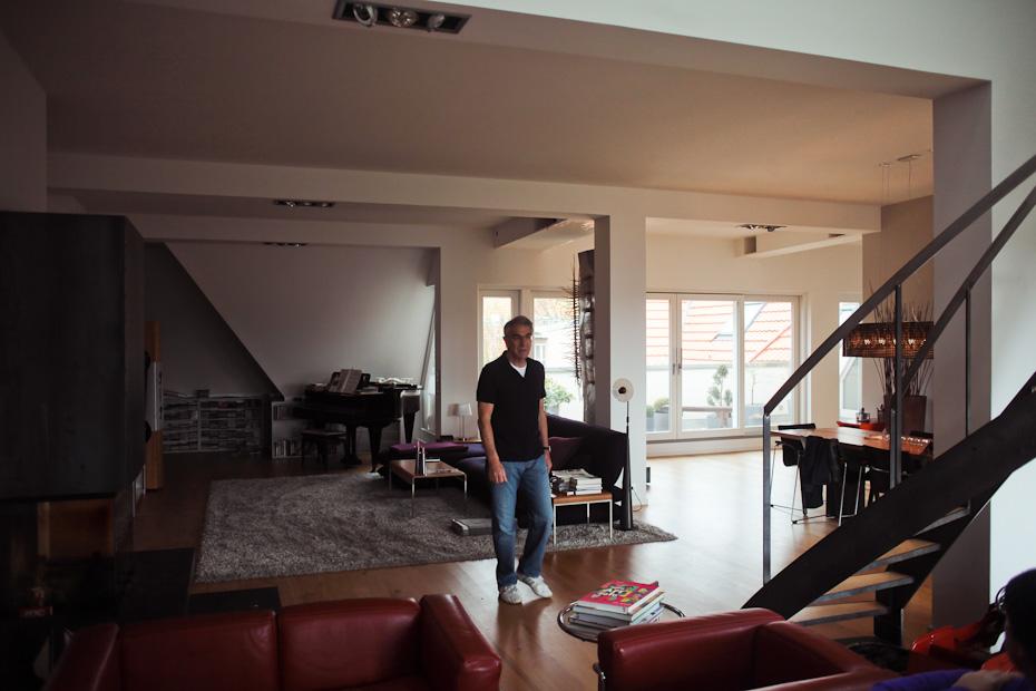 Wohntrends: Apartment & Manufactory, Dieter Burmester burmester 011