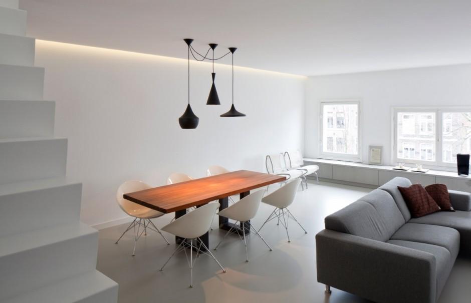 Wohntrends: Laura Alvarez, Amsterdamer Wohnung  esszimmer ideen alvarez es