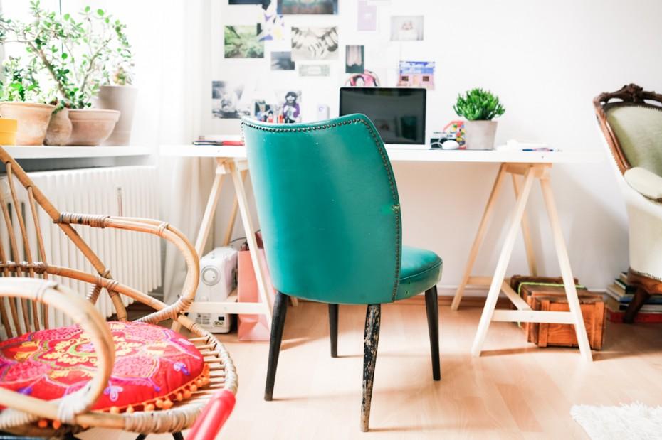 Wohntrends: Apartment, Vivien Weyrauch & Fabian Röttger freunde von freunden a nice idea every day 7366 930x619