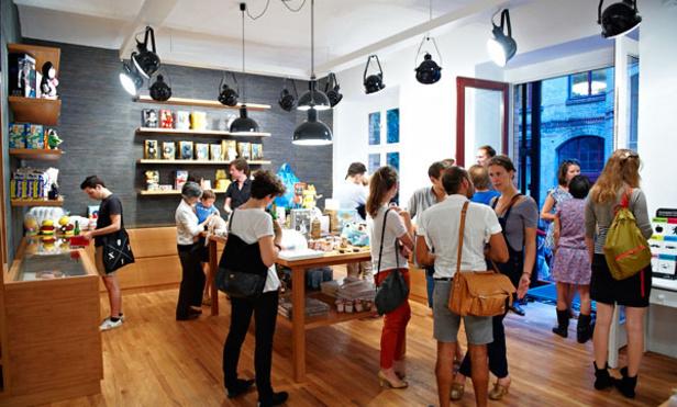 Trends&Lifestyle: Gestalten Space, Berlin  gestaltenspace berlin 1