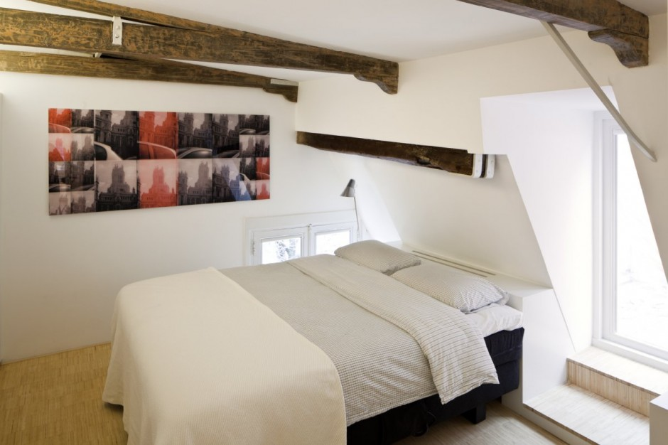 Wohntrends: Laura Alvarez, Amsterdamer Wohnung  schlafzimmer gestalten sc