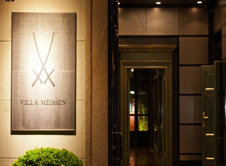Trendmarke: Villa Meissen geht nach Mailand vila meissen milan 3