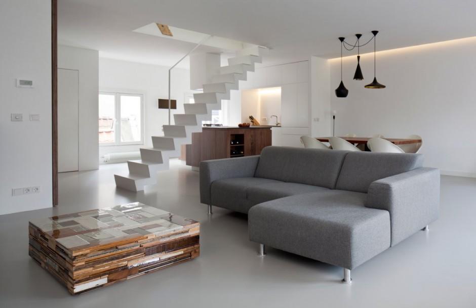 Wohntrends: Laura Alvarez, Amsterdamer Wohnung  wohnzimmer gestalten alvarez wo1