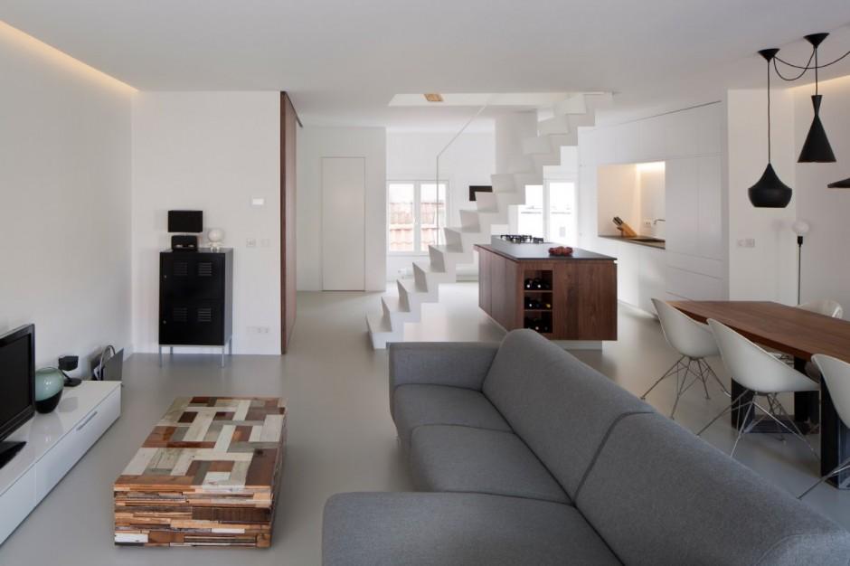 Wohntrends Laura Alvarez Amsterdamer Wohnung Wohnzimmereinrichtung Wo