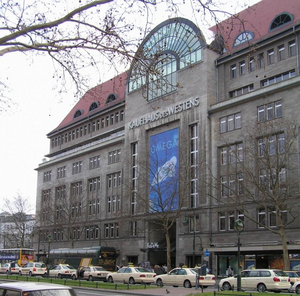 KaDeWe in Berlin: wo Luxus das Leitmotiv ist 1 KaDeWe