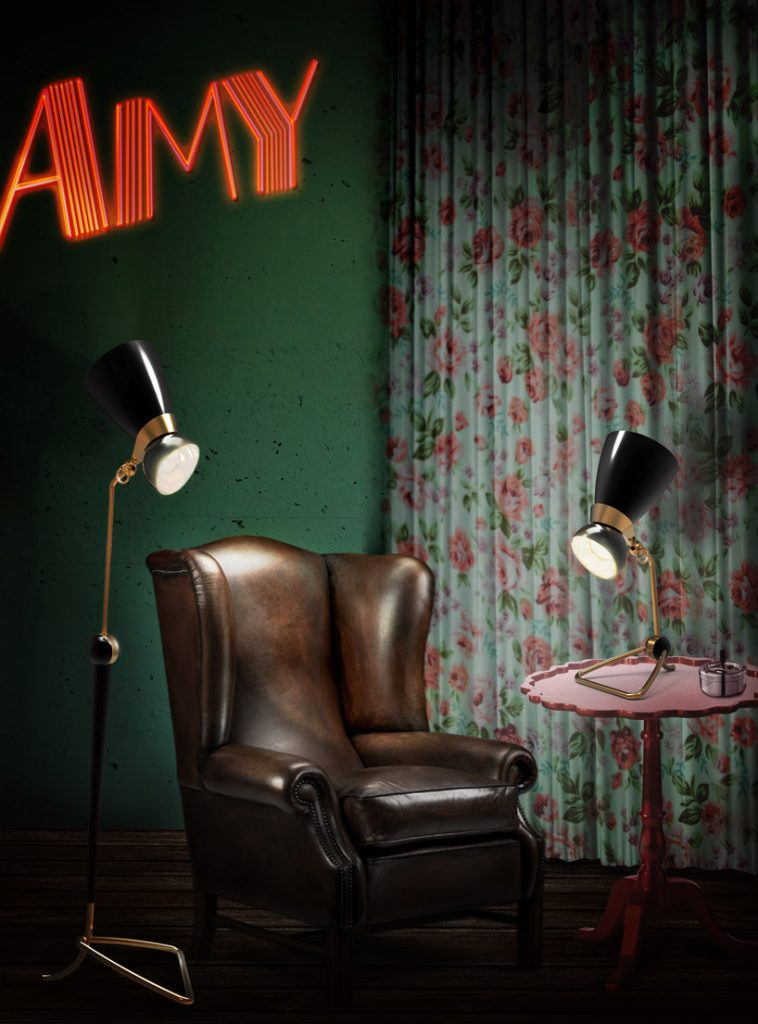 Delightfull: wo Dekoration und Musik sich treffen Amy lamp Delightfull