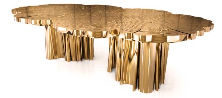Mit der neuen Jahreszeit kommen di... das neue Modefarbe, Golden Fortuna