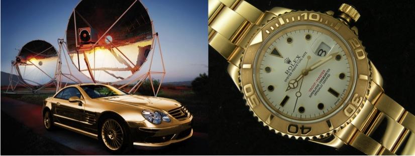 Mit der neuen Jahreszeit kommen di... das neue Modefarbe, Golden Gold