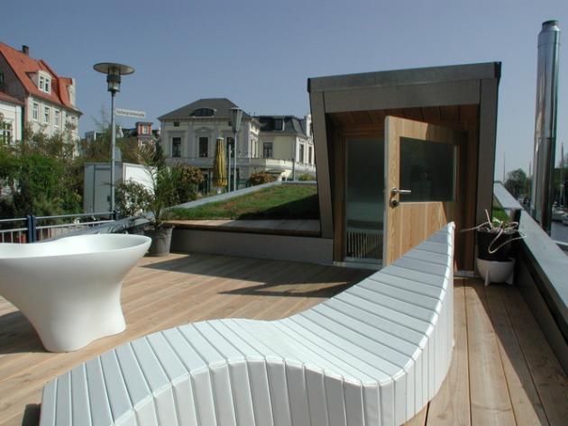 Architektur & Design: Das Schwimmhausboot trend Imag61