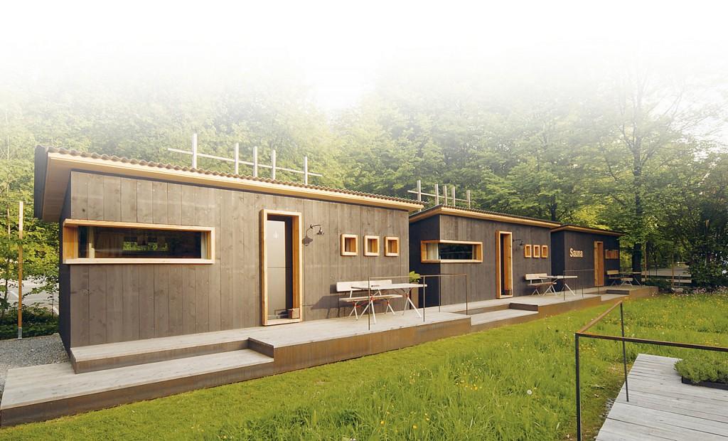 Möbel bei Nils Holger Moormann: so kreativ wie funktional Imagem2 Sauna