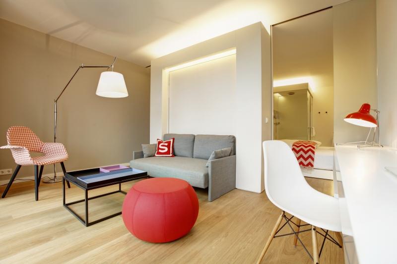 Delightfull: wo Dekoration und Musik sich treffen Suite 1SMARTCITY DESIGNHOTEL