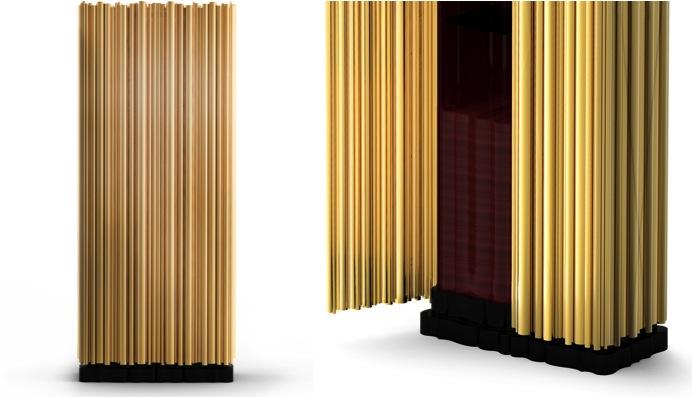 Mit der neuen Jahreszeit kommen di... das neue Modefarbe, Golden Symphony1