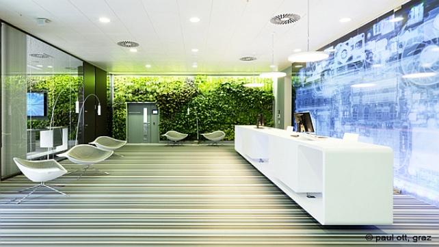 Inspirierende Architektur in Microsoft Österreich imag11