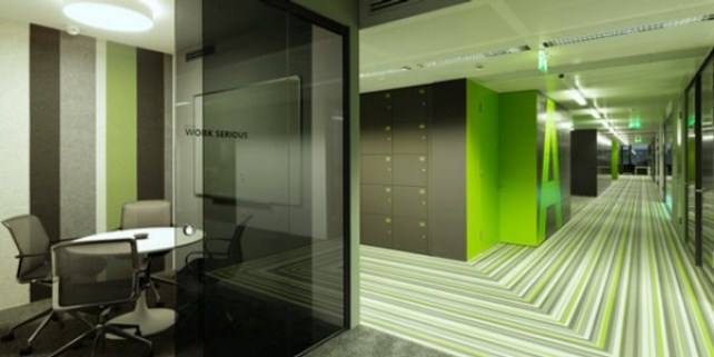 Inspirierende Architektur in Microsoft Österreich imag4