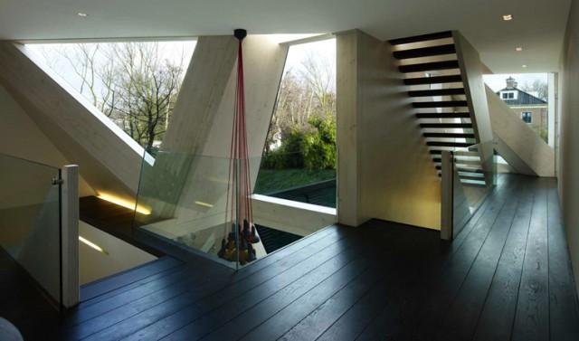 Eine Villa in Rotterdam, Ooze Architekten JM pict 02 e1354016939766