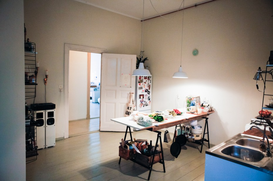 Wohntrends: Apartment, Sandra Juto und Johan Pergenius freunde von freunden Sandra Juto