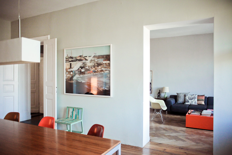 Wohntrends: Apartment und Atelier, Olaf Hajek olaf hajek freunde von freunden 5597