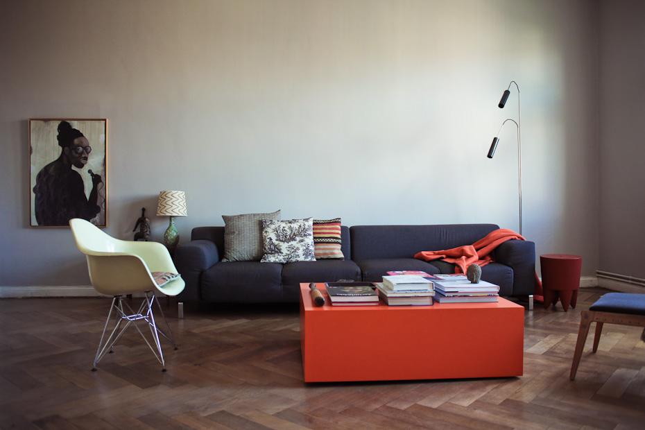 Wohntrends: Apartment und Atelier, Olaf Hajek olaf hajek freunde von freunden 5609