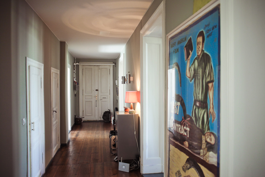 Wohntrends: Apartment und Atelier, Olaf Hajek olaf hajek freunde von freunden 5638