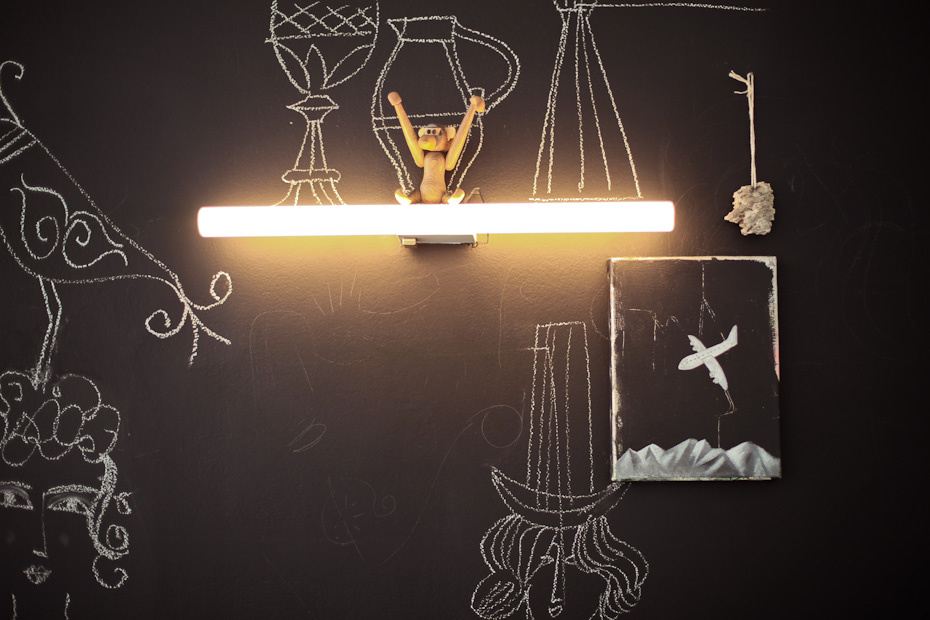 Wohntrends: Apartment und Atelier, Olaf Hajek olaf hajek freunde von freunden 5695
