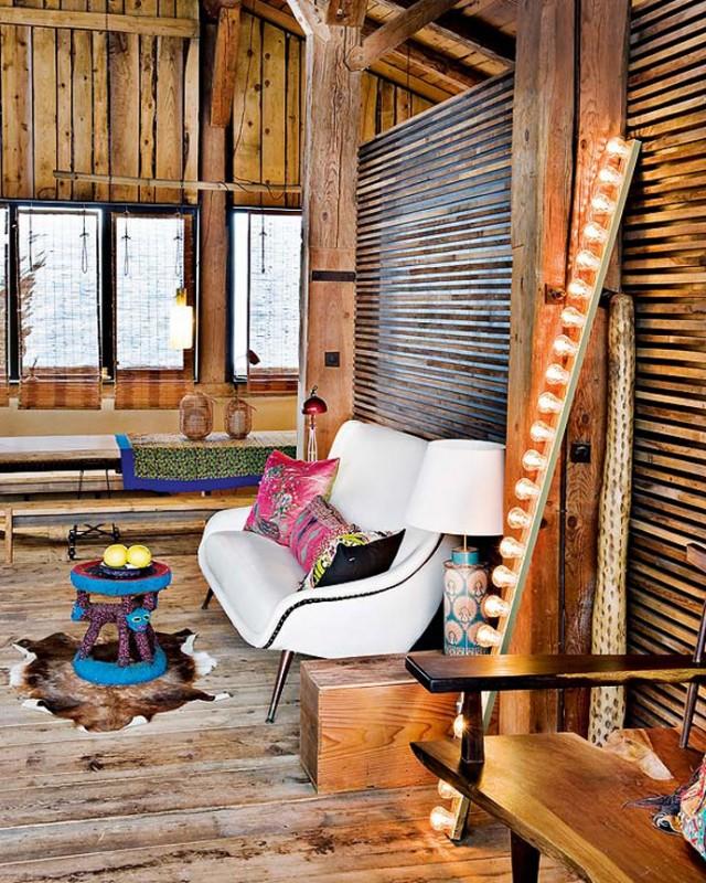Franzosische Alpen Holzhaus10  Holzhaus in den Französischen Alpen Franzosische Alpen Holzhaus10 e1356635814547