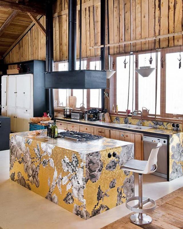 Franzosische Alpen Holzhaus5  Holzhaus in den Französischen Alpen Franzosische Alpen Holzhaus5 e1356635718696