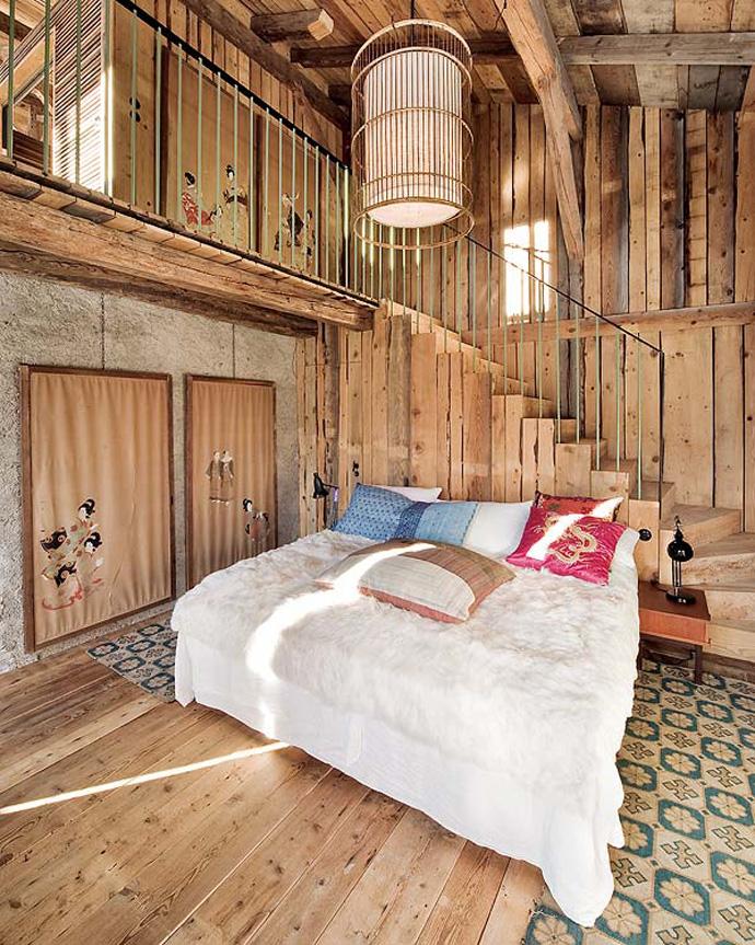 Holzhaus in den franz sischen alpen wohn designtrend for Wohndesign 2012