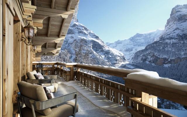 Grindelwald Chalet in der Schweiz 5  Chalet in den Schweizer Bergen Grindelwald Chalet in der Schweiz 5 e1355398840744