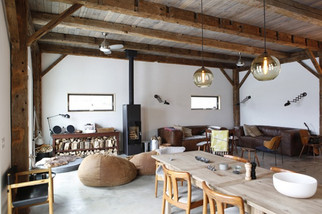 Kimberly Peck Architects  Wohntrends: Eine Farm in den Catskills Kimberly Peck Architects e1356636670404