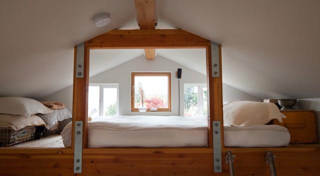Mini Haus von Michelle de la Vega 4  Wohntrends: Ein Mini-Haus aus einer Garage Mini Haus von Michelle de la Vega 4 e1355840519749