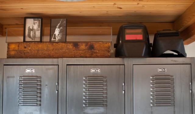Mini Haus von Michelle de la Vega 7  Wohntrends: Ein Mini-Haus aus einer Garage Mini Haus von Michelle de la Vega 7 e1355840697768