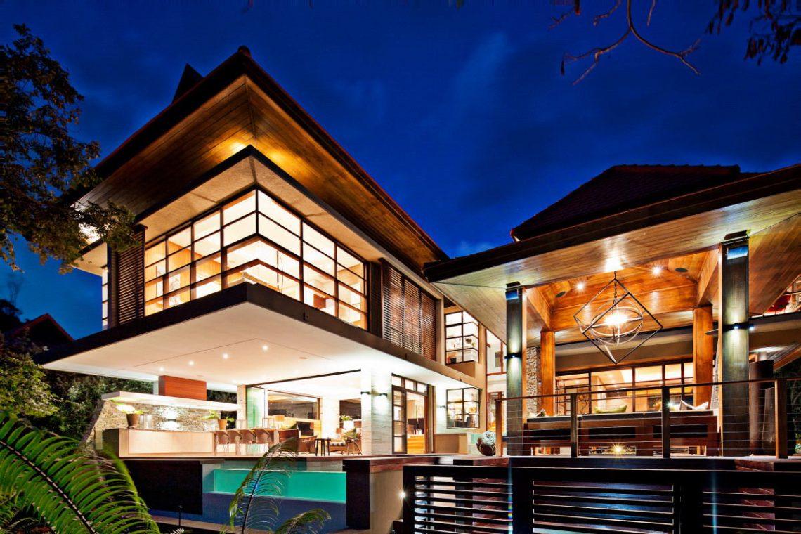 Das SGNW House der Metropole Architects