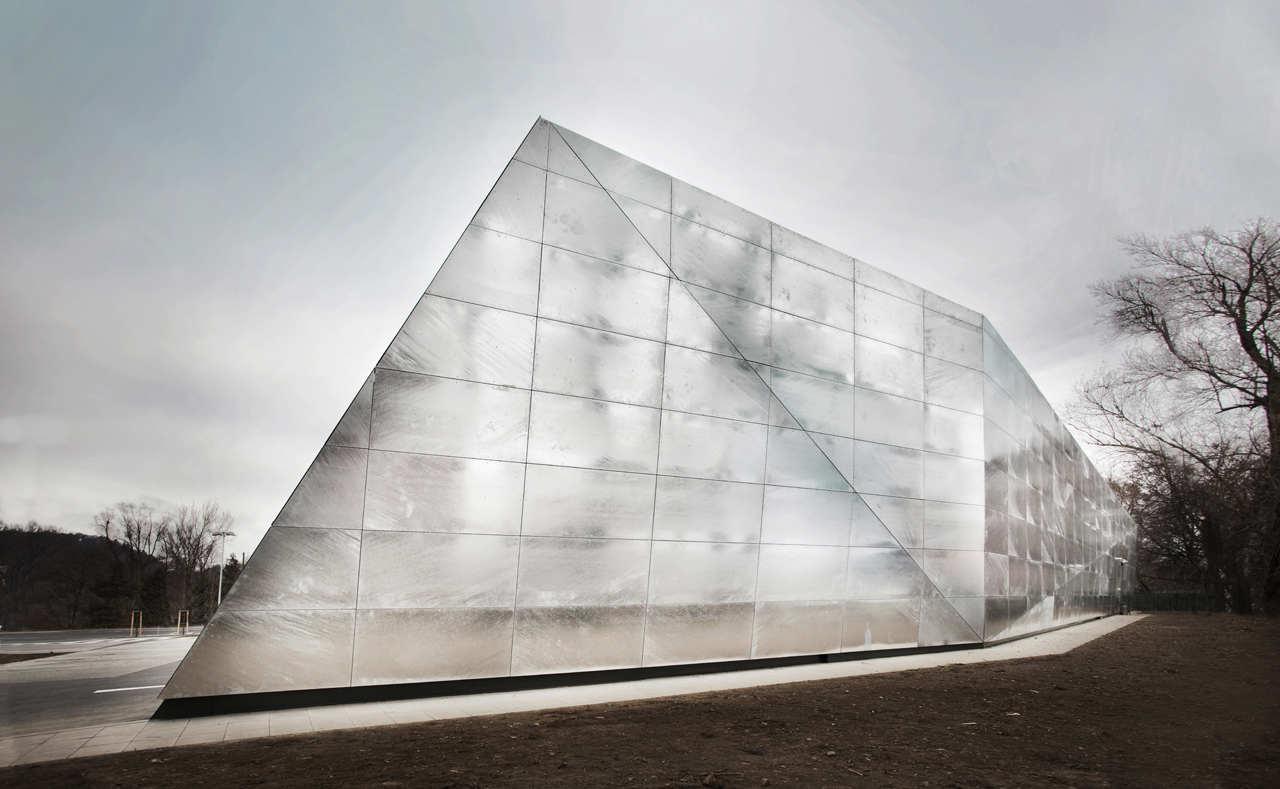 Erstaunlicher Designtrend in der Architektur: einen Supermarkt in Graz, Österreich jasmin schuller 11