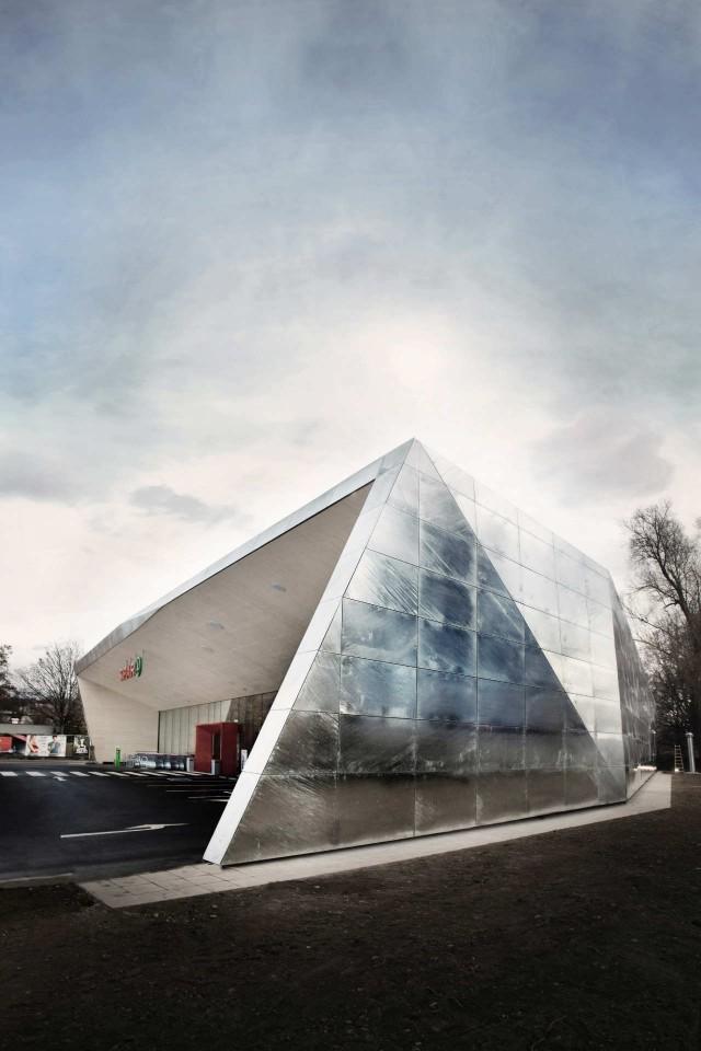 jasmin schuller 2  Erstaunlicher Designtrend in der Architektur: einen Supermarkt in Graz, Österreich jasmin schuller 2 e1354707216579