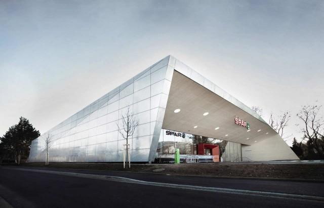 jasmin schuller 3  Erstaunlicher Designtrend in der Architektur: einen Supermarkt in Graz, Österreich jasmin schuller 3 e1354707243303