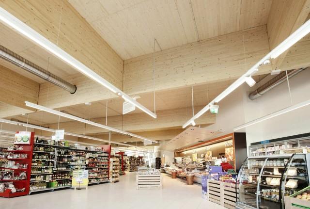 jasmin schuller 5  Erstaunlicher Designtrend in der Architektur: einen Supermarkt in Graz, Österreich jasmin schuller 5 e1354707291392