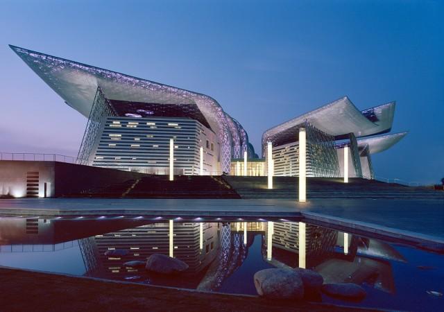 wuxi_grand_theatre_pes-architects-1  Wuxi Grand Theatre von PES-Architects wuxi grand theatre pes architects 1 e1356634943413
