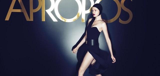 """""""In Apropos finden Sie die Aktuellsten Modetrends, tolle Wohtrends- und Einrichtungsgegenstände und andere Accessoires von DKNY, Louboutin, Jimmy Choo, usw."""""""