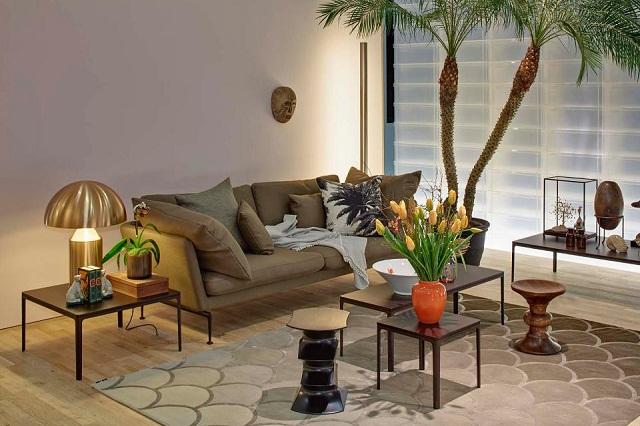 """""""Imm Cologne ist die beste Design-Messe. Ich präsentiere Ihnen das beste Wohndesign, das kreativste Möbeldesign, die schönste Dekoration und einige Trends."""""""